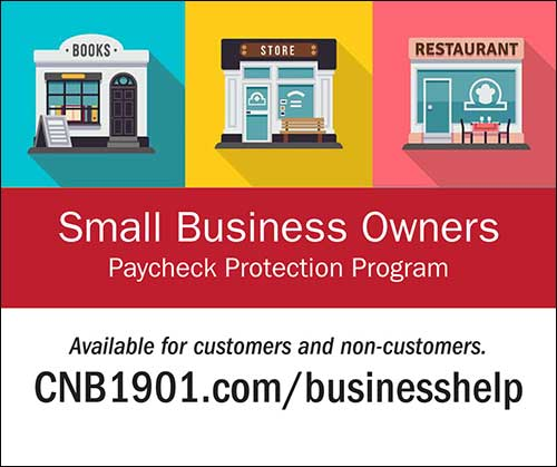 Are you a business struggling to pay your employees during the COVID-19 crisis? Whether you are a City National Bank customer or not, we're ready to help you with the SBA's Paycheck Protection Program.