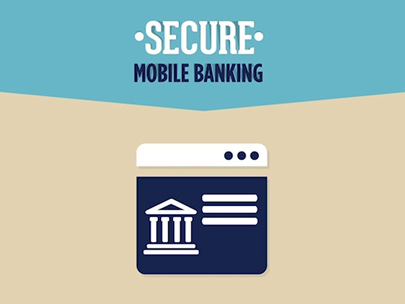 Click here to learn more about mobile banking security.